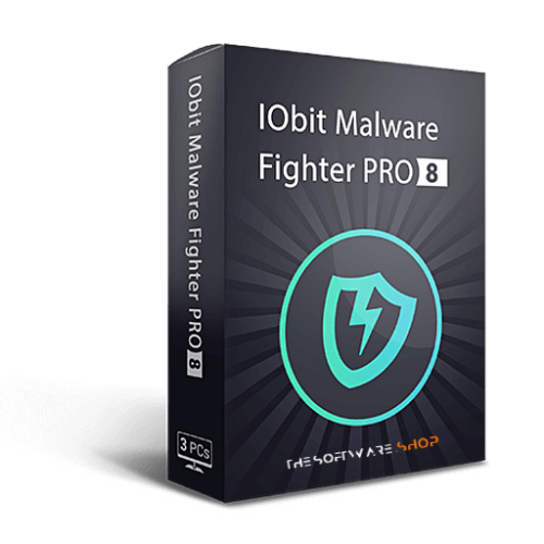 IObit Malware Fighter Pro Crack With License KEY[Latest]
