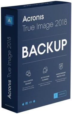 Acronis TrueImage 2018 Build 12510 Crack Full Free Download[Latest]