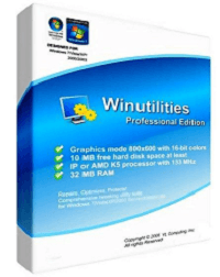 WinUtilities Professional 15.21 Crack & Serial Key Free Download[Latest]