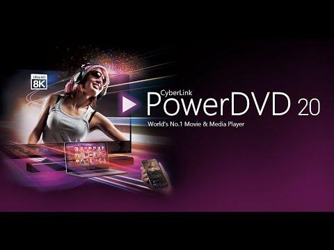 Cyberlink-Powerdvd version